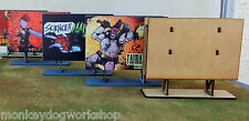 Billboards Mk2 for 40k Dust Tactics Infinity 28mm terrain and Role playing games