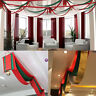 Vintage Christmas Party Wedding Decoration Home Bunting Banner Garland Flag 4M