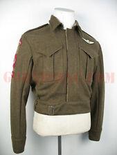 WW2 Canadian Army Battle Dress Jacket 1st Parachute Battalion XXL