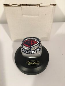South Carolina Stingrays Hockey Kelly Cup Championship Ring Replica SGA ECHL