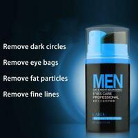 Mens Skin Care Natural Under Eye Cream Removes Dark Circles Bags Wrinkles High q