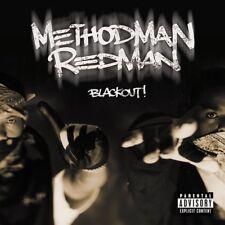 Method Man And Redman  - Blackout! (Parental Advisory, 1999) - NEW CD  (Sealed)