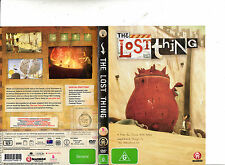 The Lost Thing-Animated-2010- Australia Movie-1 Hour-DVD