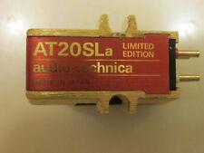 AUDIO TECHNICA AT20SLA LIMITED EDITION CART + GENUINE ATN20SLA SHIBATA STYLUS