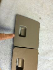 04 05 06 07 08 nissan maxima interior fuse panel cover door oem grey
