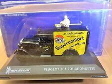 """Ford Model """"T"""" Van   Michelin - Ixo Altaya   scale 1:43"""