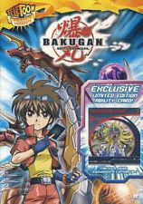 BAKUGAN BATTLE BRAWLERS VOL. 5 (BILINGUAL) (DVD)