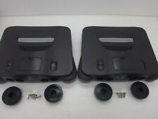 nintendo 64 Console case shell only lot of 2 Parts n64 Japan Nintendo 64
