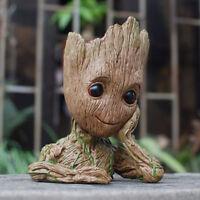 """Wächter der Galaxie Vol.2 Baby Groot 7 """"Figur Blumentopf Stil Spielzeug Geschenk"""