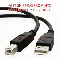 USB2.0 A to B High Speed Printer Scanner Cable HP Canon Epson Brother Zebra Star