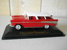 ROAD SIGNATURE CHEVROLET NOMAD 1957 N°94203 EN METAL AU 1/43 + B.O.