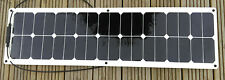 MARINE 50W Flexible Solar Panels SUNPOWER SOLAR CELLS  TITAN-ENERGY UK 100W 20W