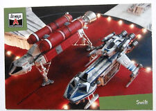 Gerry Anderson's Lost Worlds - Card #52 - STARCRUISER - Unstoppable Cards 2015