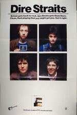 DIRE STRAITS 1978 Promo POSTER
