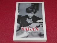 FRANCOISE SAGAN / PASCAL LOUVRIER UN CHAGRIN OUBLIE EO 2012 Biographie Romancée