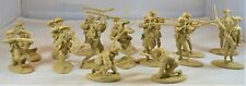 LOD Barzso American Revolution Colonial Minutemen Tan Toy Soldiers