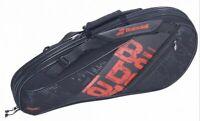 Babolat RH Expandable Team Line Tennistasche Unisex Schlägertasche schwarz rot