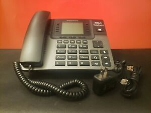 RCA Unison U1000 Digital Expandable Phone System Answering Machine Receptionist