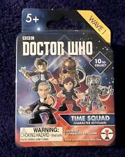 Doctor Who: Time Squad Character Keychain Wave 1 (Blind Boxed)