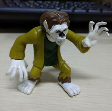 2.5'' Scooby Doo Green WolfMan Monster Classic Collectible Figure Boy Toy