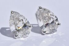 Diamond Earrings 1.70 ct