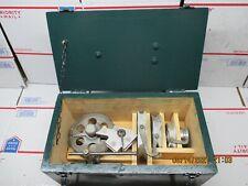 Imperial Eastman 34 Tubing Bender Complete Tool With Custom Case H2