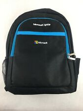 Microsoft Ignite Conference Black Laptop Accessories Backpack 16