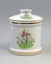 9947053 Porcelain Gebäck-dose Lamm Lämmchen13x16cm