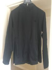 Under Armour Cold Gear Hoodie Mens Black Large BNWT Running Cycling Gym Fitness