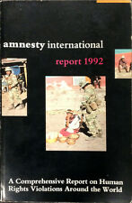 Amnesty International 1992 Report on Human Rights Around the World Paperback