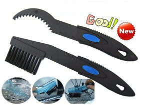 Gear Cleaner Portable Brush Motorcycle Bike Chain Cleaning Tool Bicycle Scrubber