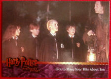 HARRY POTTER - SORCERER'S STONE - Card #069 - GOT TO HAVE YOUR WITS ABOUT YOU