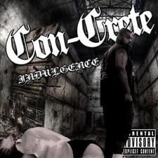 CON-CRETE - INDULGENCE [PA] NEW CD