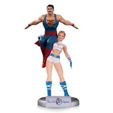 Dc Collectibles Dc Comics Bombshells Power Girl & Superman Statue