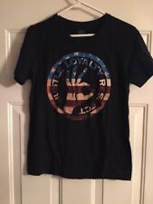 WWE John Cena Hustle Loyalty Respect T- Shirt Black Size Youth XL