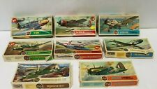8 x Airfix Series 2 Mosquito Skyraider Scale 1/72 Model Aircraft's Boxed -254