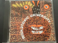 MISKATONIC    UNIVERSITY     -    MADRUGAR   ,  CD   1997 ,    HARDCORE  ,  PUNK