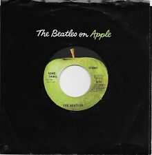 THE BEATLES  Something / Come Together  original 45 on APPLE label