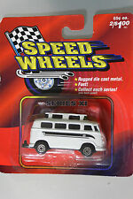 Maisto 1:64 Scale Speed Wheels Series XI VOLKSWAGEN CAMPER SAMBA BUS (WHTE)