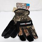 """Break Up Country""  ""Mossy Oak""  Hand Crew Camo Utility Gloves (L/XL)"