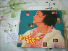 a941981 Faye Wong Live Double CD (A ) 王菲 演唱會