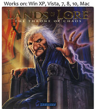 Lands of Lore: The Throne of Chaos + Guardians of Destiny PC Mac Game