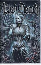 Coffin Comics Lady Death Damnation Game #1 Naughty Edition Polybagged