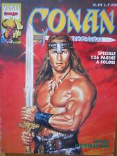 Conan il Barbaro n°42 1992 - Colore ed. Marvel DC Comic ART [G.213]