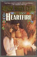 Heartfire by Orson Scott Card (First edition)- High Grade
