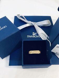 100% Genuine Swarovski CRY GSHA/PGO 52 With Box And Gift Bag RRP£79