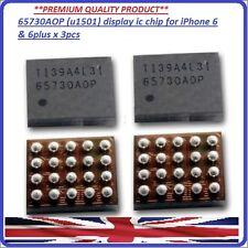 65730aop (u1501) Display IC Chip per iPhone 6 & 6plus x ** 3 **