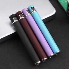 Mini Pipe Portable Lighter Gear Fire Refillable Gas Cigar Cigarette Smoke Gift
