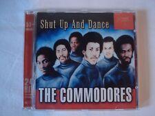 CD: Commodores  Shut up and Dance Top-Preis!  Neuwertig!  Lionel Richie POP Funk