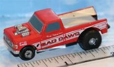MICRO MACHINES TUFF TRAX COLLECTION PULLING TRACTOR BAD DAWG FORD F-150